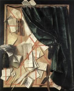Корнелиус Гийсбрехтс, натюрморт, вторая половина XVII века