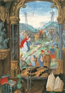 Часослов Марии Бургундской, ок.1480