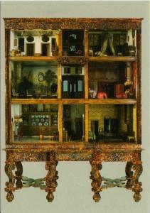 Кукольный домик. XVII век. Рексмузеум, Амстердам.