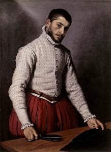 Портной. Джамбаттиста Морони. 1570 г.