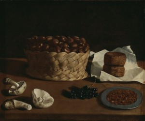 Paolo Antonio Barbieri  Kitchen Still Life  1640
