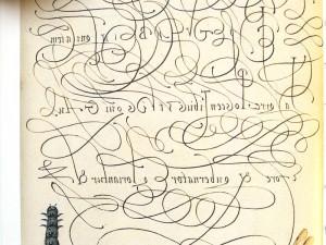 Образцовая книга каллиграфии